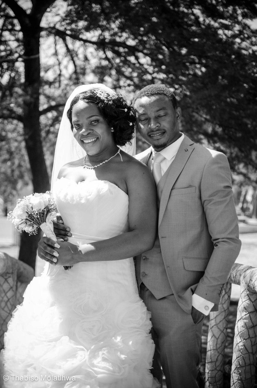 Mr. and Mrs. Maluleke Wedding _ ©Thabiso Molatlhwa-225