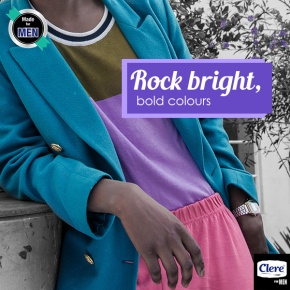 Clere For Men © Thabiso Molatlhwa