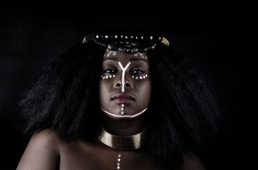 Tribal Shoot © Thabiso Molatlhwa-2