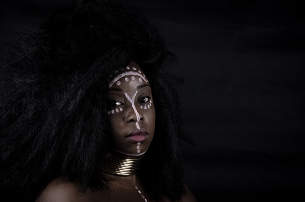Tribal Shoot © Thabiso Molatlhwa-4
